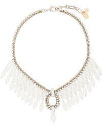 Rada' | Embellished Bead Necklace | Lyst