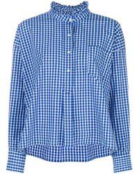 Étoile Isabel Marant - Checked Shirt - Lyst