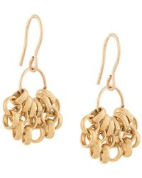 Petite Grand - Small Chain Earrings - Lyst