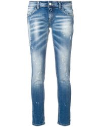 Frankie Morello - Classic Skinny-fit Jeans - Lyst