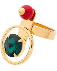 Marni - Orb Multi Stone Ring - Lyst