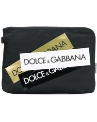Dolce & Gabbana - Logo Beauty-case - Lyst