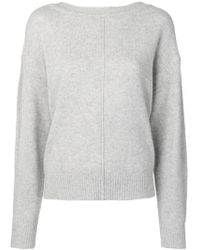 ecb2a1d689 Isabel Marant  charley  Sweater in Blue - Lyst