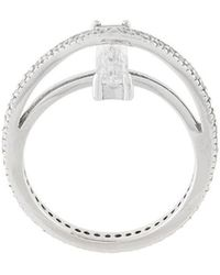 V Jewellery - Vice Ring - Lyst