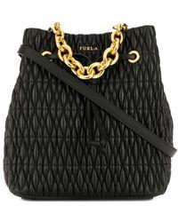 Furla - Stacy Cometa Bucket Bag - Lyst