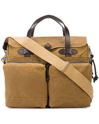 Filson - 24 Hour Tin Cloth Briefcase - Lyst