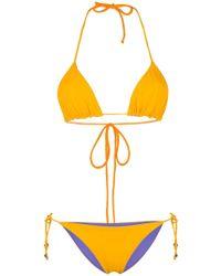 Tara Matthews - Capo Reversible Bikini Set - Lyst