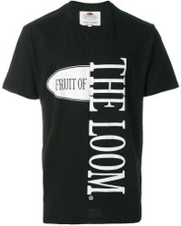 Cedric Charlier - The Loom T-shirt - Lyst