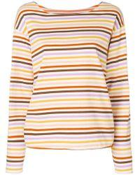 M.i.h Jeans - Simple Mariniere Sweatshirt - Lyst