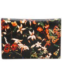 DSquared² - Floral Folded Card Holder - Lyst