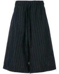 Damir Doma - Striped Shorts - Lyst
