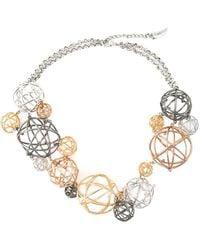 Eshvi   'astro' Necklace   Lyst