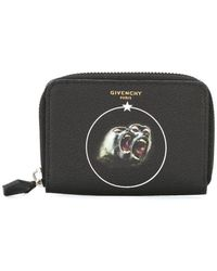 Givenchy - Monkey Brothers Coin Purse - Lyst