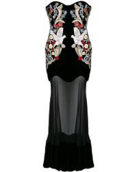 Alexander McQueen - Medieval Embroidered Gown - Lyst