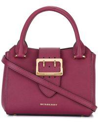 Burberry | Small Buckle Handbag | Lyst