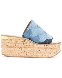 Chloé - Camille Wedges - Lyst