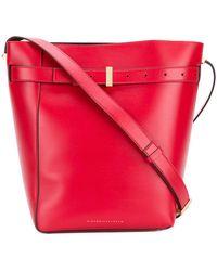Victoria Beckham - Drawstring Bucket Bag - Lyst