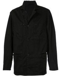 Boris Bidjan Saberi 11 - Multi-pocket Shirt Jacket - Lyst