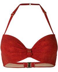 Marlies Dekkers - Puritsu Push-up Bikini Bottom - Lyst