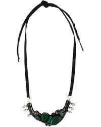 Marni - Embellished Necklace - Lyst
