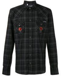 Dolce & Gabbana - Camicia - Lyst
