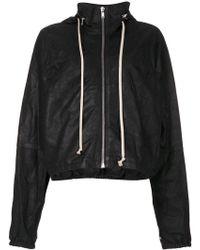 Rick Owens - Boxy-fit Jacket - Lyst