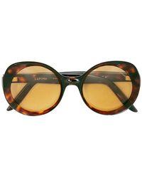 LAPIMA - Round Frame Sunglasses - Lyst
