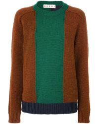 Marni   Crew Neck Sweater   Lyst