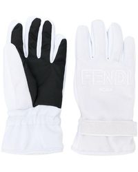 Fendi - Winter Gloves - Lyst