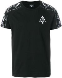 Marcelo Burlon - T-shirt con stampa Kappa - Lyst