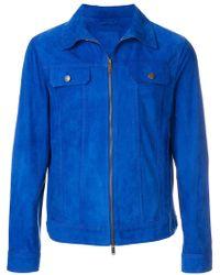DESA NINETEENSEVENTYTWO - Zipped Jacket - Lyst