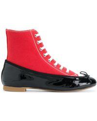 Marco De Vincenzo - Ballerina Sneakers - Lyst