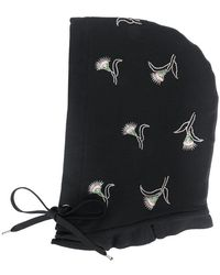 N°21 - Bead Embroidered Hat - Lyst
