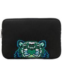 KENZO - Tiger Laptop Bag - Lyst