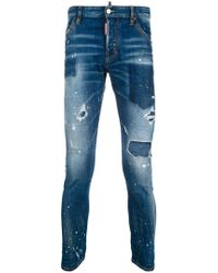 DSquared² - Sexy Twist Jeans - Lyst