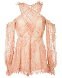 Alice McCALL - That's A Wrap Playsuit - Lyst