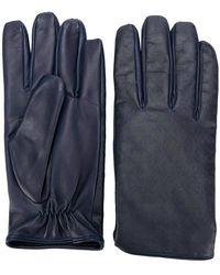 Emporio Armani - Klassische Handschuhe - Lyst
