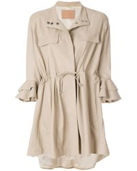 DROMe - Oversized Shirt Jacket - Lyst