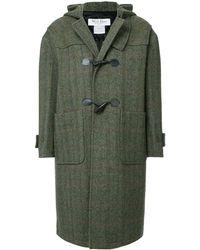 we11done Herringbone Duffle Coat