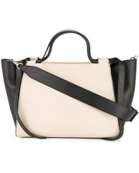 Elena Ghisellini - Usonia Colour Block Shoulder Bag - Lyst