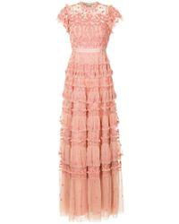 Needle & Thread - Vestido de fiesta Darcy - Lyst