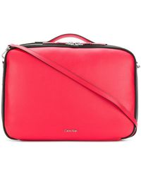 Calvin Klein Jeans - Structured Box Bag - Lyst