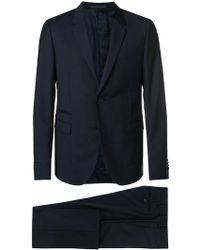 Valentino - Two-piece Slim Suit - Lyst