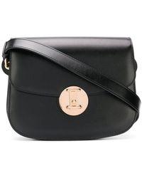 9386887a3bf CALVIN KLEIN 205W39NYC - Small Round Lock Shoulder Bag - Lyst