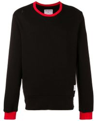 Saucony - Name Tag Loose Fit Sweatshirt - Lyst
