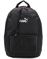 PUMA - Karl Lagerfeld X Backpack - Lyst