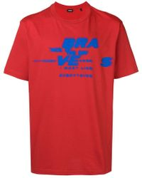 DIESEL - T-just-xn T-shirt - Lyst