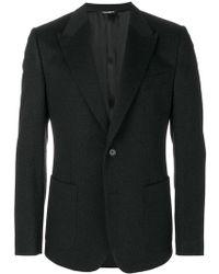 Dolce & Gabbana - Blazer Monopetto - Lyst