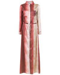 Amir Slama - Silk Beach Dress - Lyst