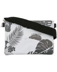 Loveless - Printed Clutch Bag - Lyst